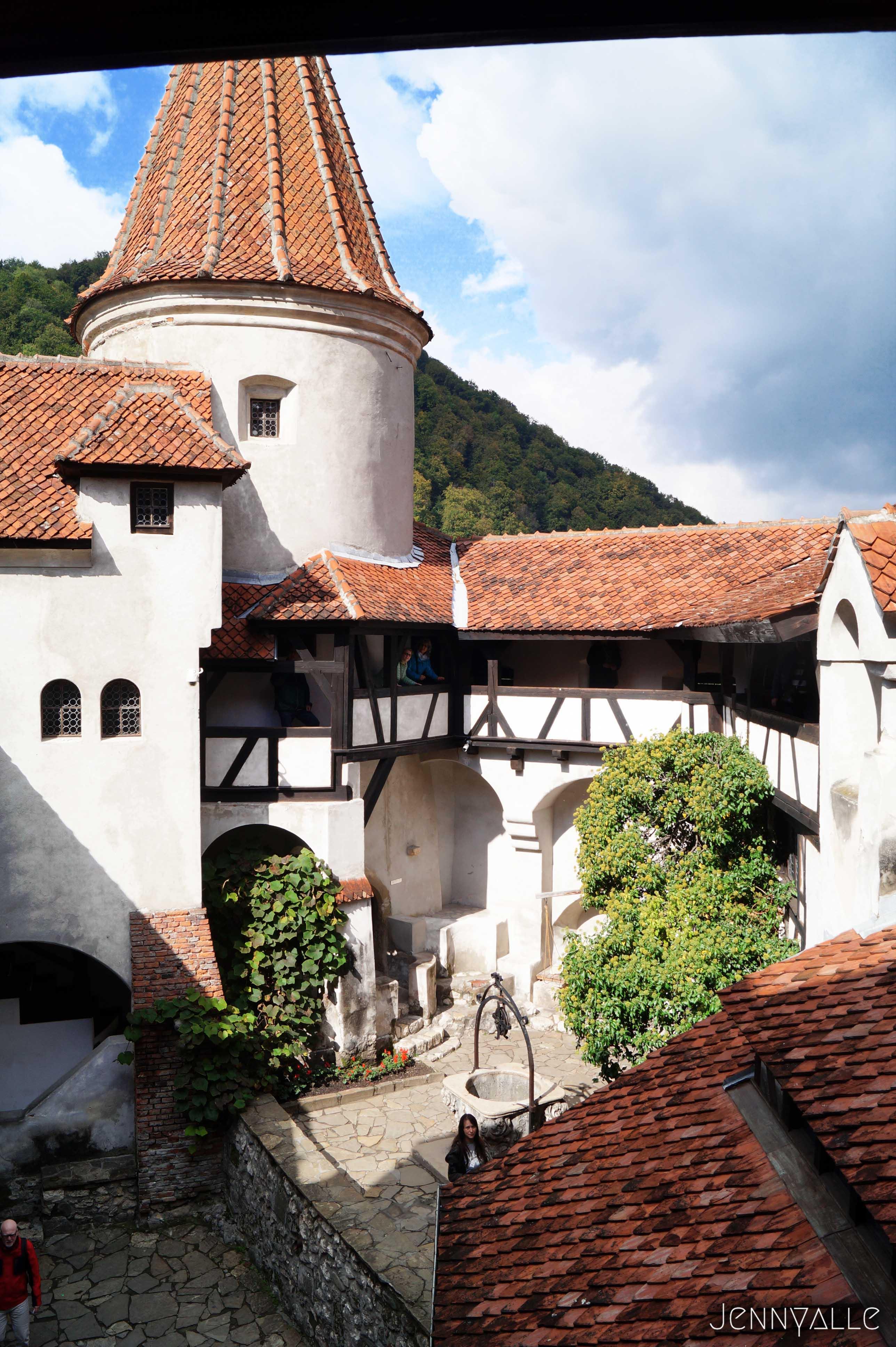 roumanie itinéraire chateau de bran dracula