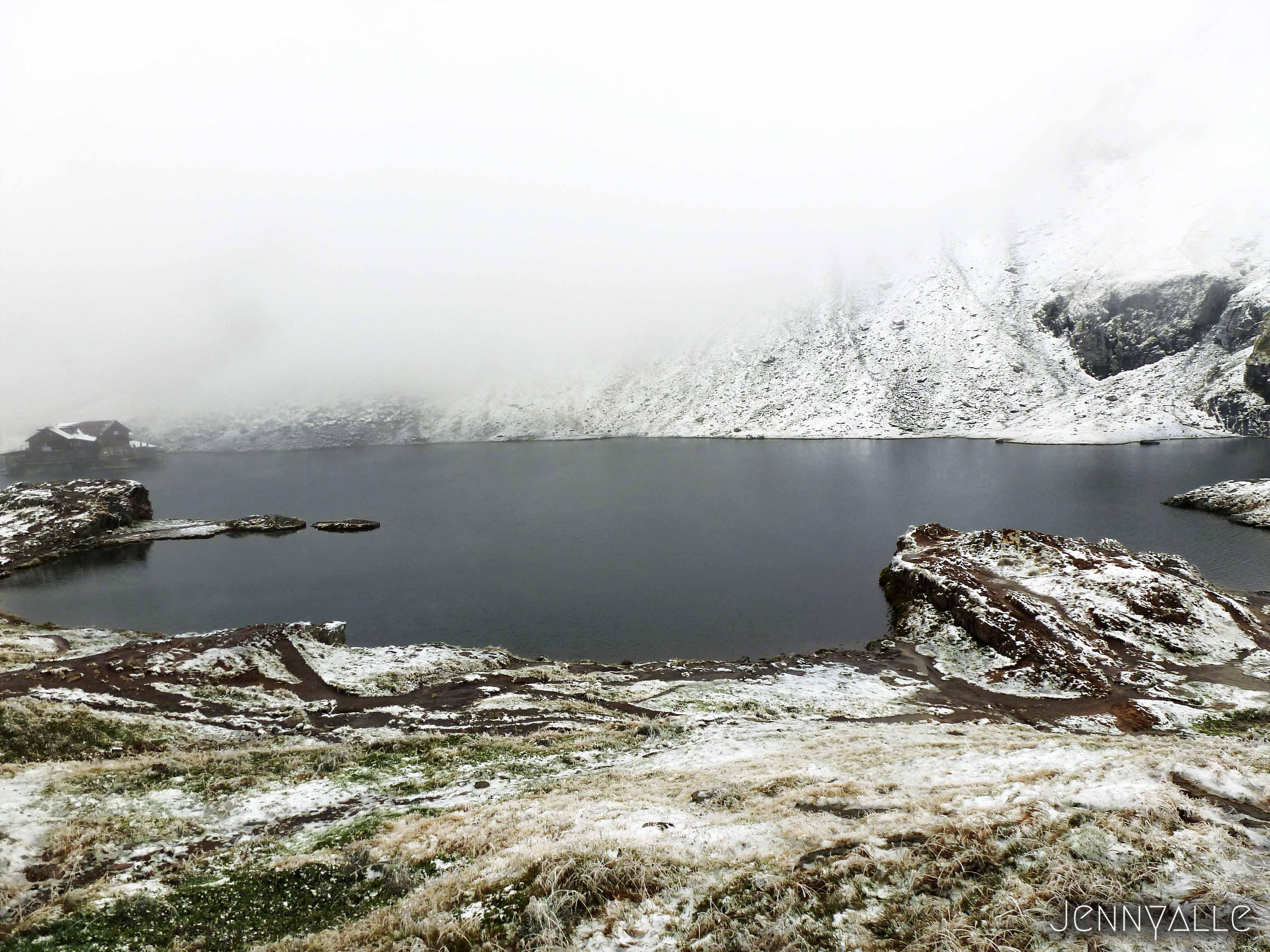 roumanie itinéraire lac balea