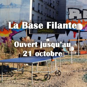 la base filante paris