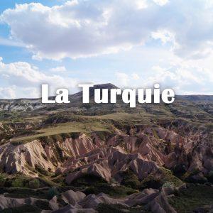 turquie itineraire