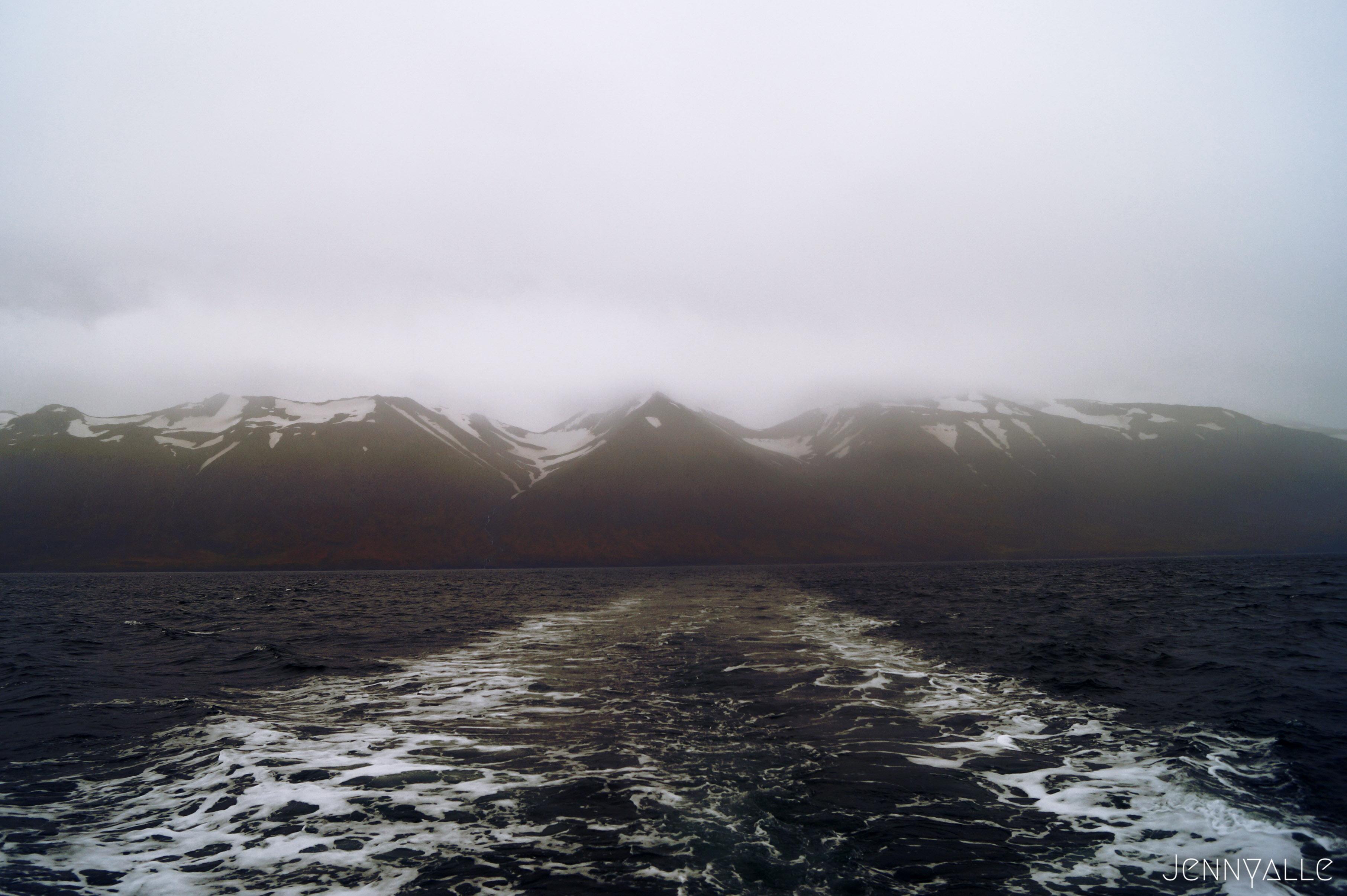 voyage itineraire Islande dalvik Eyjafjordur