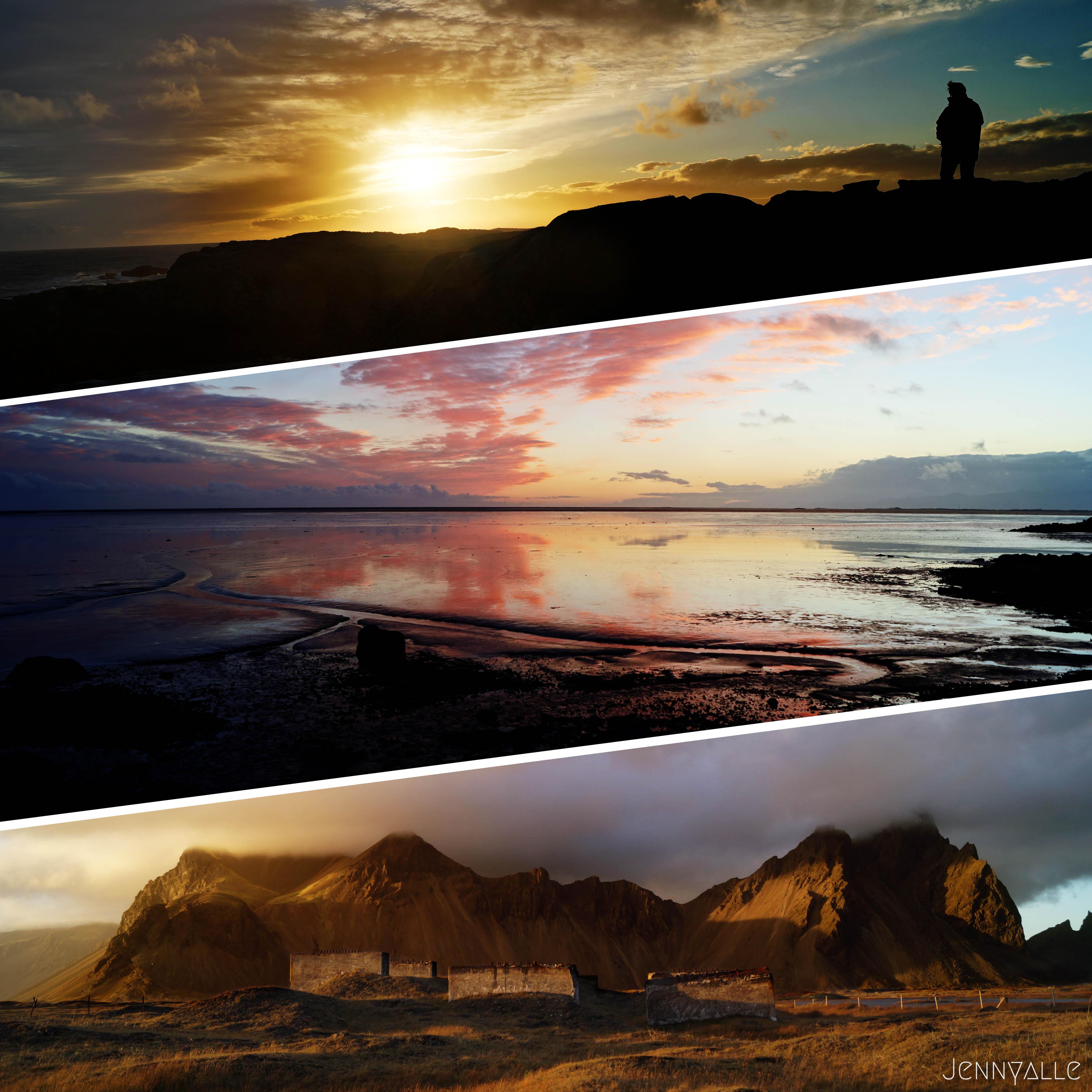 voyage itineraire Islande Vesturhorn