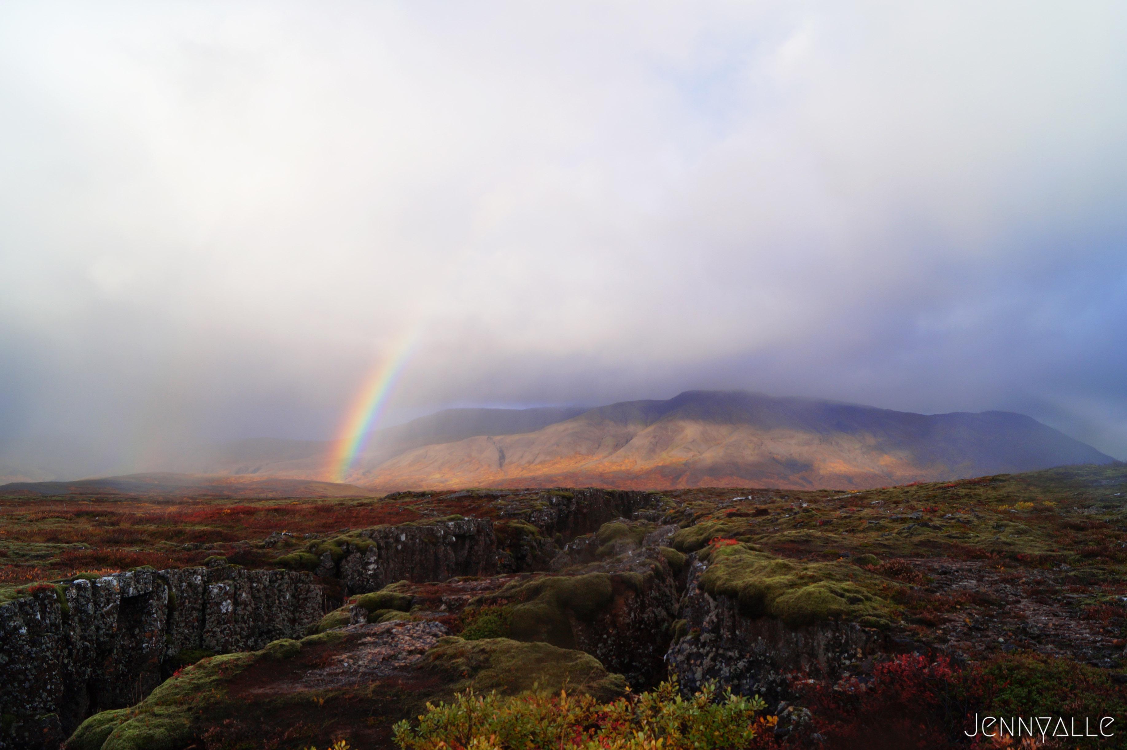 voyage itineraire islande Thingvellir