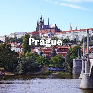 itineraire voyage prague