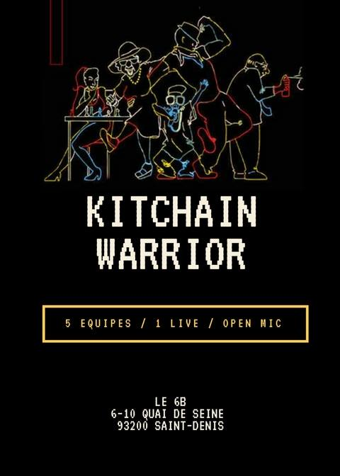 kitchain warrior