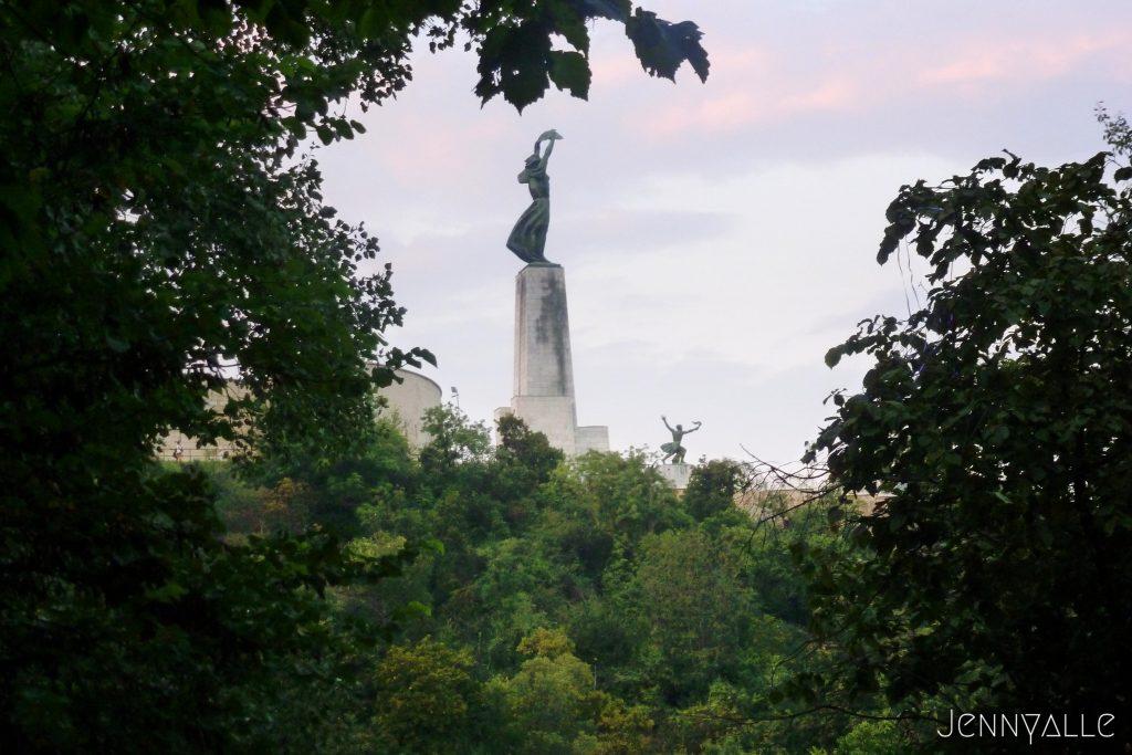 Hongrie budapest mont gellert